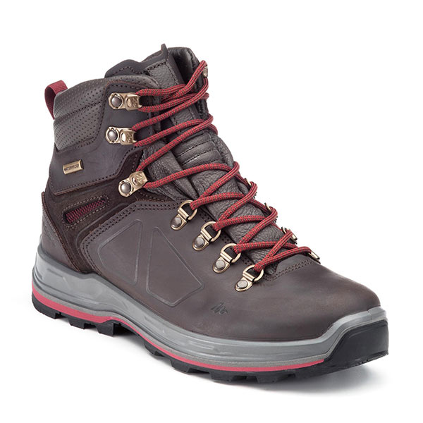 Botas+de+trekking+monta+a+TREK500+mujer
